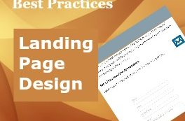 easy landing page design best practice
