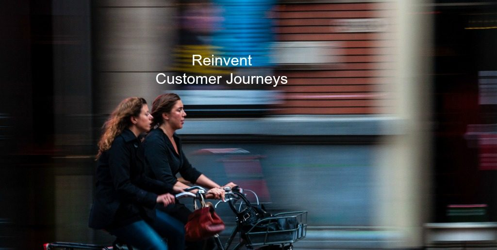 reinvent customer journeys - cloudanalysts.com