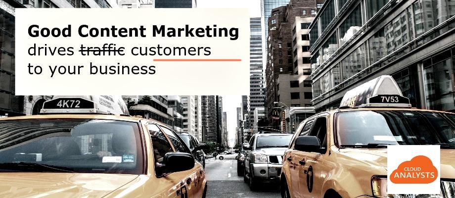 best content marketing agency brighton UK