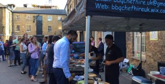 Salesforce Marketing Cloud, Pardot, London - 1st Annual BBQ
