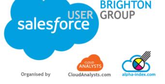 Salesforce Brighton Usergroup