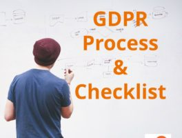 GDPR  Compliance  Process – Checklist for Companies