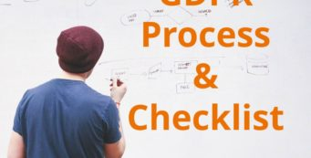 gdpr compliance process checklist