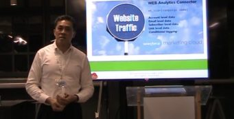 Jimson Lee on Integrating Google Analytics 360, Salesforce and Marketing Cloud