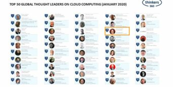Top 50 Global Thought leaders on CloudComputing - CloudAnalysts is featured!