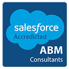 Salesforce Pardot ABM Accredited consultants