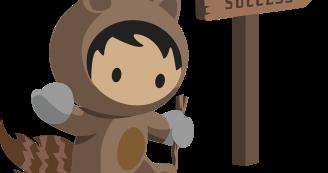Salesforce Mascots - Astro