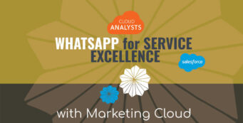 Salesforce Marketing Cloud. for Service Excellence