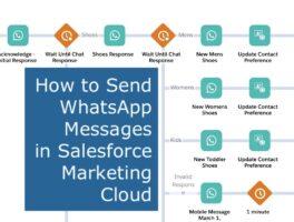 Inbound WhatsApp Messages Salesforce Marketing Cloud