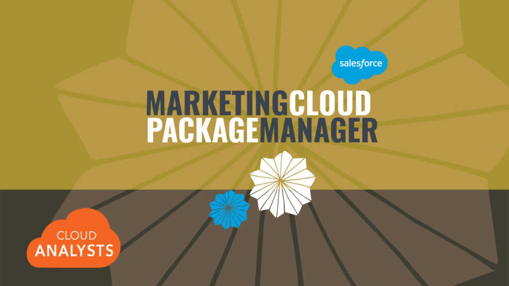 Salesforce Marketing Cloud Package Manager